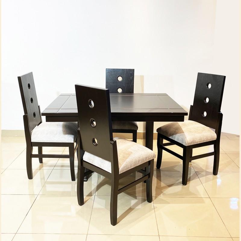 Comedor Catu 4 sillas