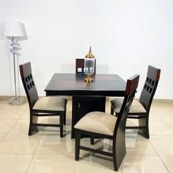 Comedor Cuencano Bues 4 sillas