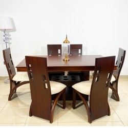 Comedor Cuencano Bues 6 sillas